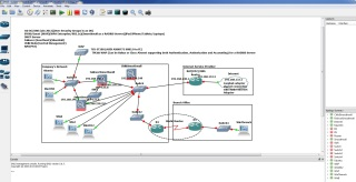 Smoothwall Test Environment Network Diagram