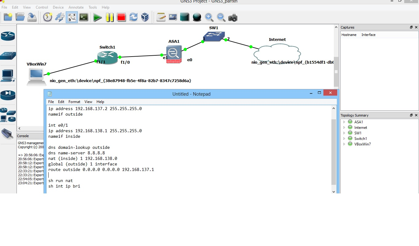 How to add ASA Firewall to GNS3 – Network Engineer