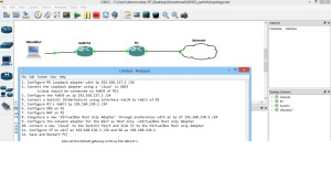 gns3 to internet steps